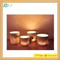 animal candlesticks - Animal cup Forest cup candle cup Candlestick