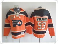 best hoodies - ICE Hockey Hoodies Jerseys Flyers Men Voracek Hextall orange Best quality stitching Jerseys Sports jersey Mix Order