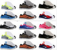 barefoot running - top quality free run New Flykwire Men and women Run Classic Barefoot Running Shoes Breathable mens snekaers