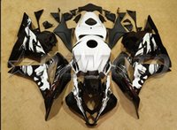 Wholesale 3 Gifts NEW TOP Injection Mold ABS fairings kit For HONDA CBR600RR F5 Cool woman white black