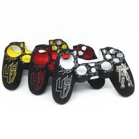 Wholesale 2016 New Transformers Soft Protective Silicone Case Cover Skin For Playstation PS4 Controller Wireless