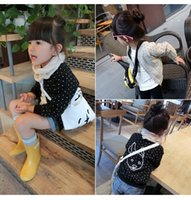baby girl joker - The new han edition autumn outfit child baby little puppy cotton in private joker cardigan coat jacket BH1317