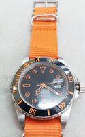 best swiss watch - Luxury Swiss Best Brands Mens Antique Watch Classic Vine SUB Faces Date Ribbon Men Automatic Mechanical Wristwatches Green Box