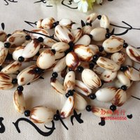Wholesale Pu Tizi Buddhist prayer beads bracelet white fruit Man playing bracelets