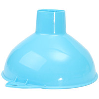 plastic barware - Large Wide Mouth Wine Filling Tool Canning Household Funnel Liquid Oil Water Jam Household Petrol Home Kitchen Plastic Barware
