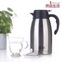 Wholesale 2L High quality home pot insulation pot thermos bottle hot water bottle stainless steel liner