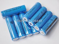 Wholesale 25 OFF Ultrafire MAH V li ion lithium battery cell batteries for led flashlight torch laser pointer