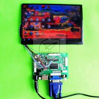 Wholesale hot sell For Raspberry Pi quot LCD Screen Remote Driver Control Board AV HDMI VGA