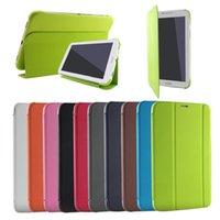 auto lite - For Samsung Galaxy Tab3 Lite T110 T111 Case Cover Auto Wake Sleep