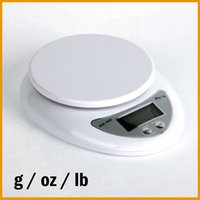 Wholesale New kg g g Food Diet Postal Kitchen Digital Scale scales balance weight weighting LED electronic