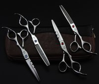 bangs hair salon - 100 PERFECT QUALITY Hairdressing Scissors HRC JP C Stainless Steel Hair Bang Cutting Thinning Shears Pair Bag P0168