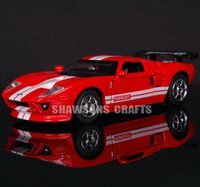 diecast toy - DIECAST METAL MODEL CAR TOYS SOUND LIGHT PULL BACK FORD GT