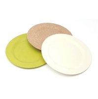 Wholesale Cheap Dinner Plates Great Dinner Plates Plastic Dinner Plates Round Design New Arrival for Sale EB
