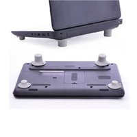 Wholesale New Fashion laptop Heat Reduction cool feet Stand for Notebook cooling pad Laptop Accessories free shiping