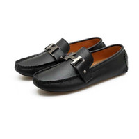Wholesale Luxury Mens Casual Comfort Shoes Fashion Loafer Slip on For Men Walking Career Shoe