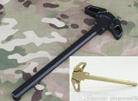 Wholesale Butterfly style Metal Cocking Handle for WA G P PTW M4 M16 Series Airsoft GBB R BD3918