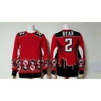 autumn ryan - Matt Ryan Football Sweater Fashion American Football Outerwear Thematic Ugly Sweater Cool Players Sweaters Pullover Sweatshirt on Sale