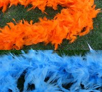 glam - 200pcs Glam Flapper Dance Fancy Dress Costume Accessory Feather Boa Scarf Wrap Burlesque Can Saloon Z903