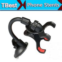 able cars - Double Clip Degrees able Mobile Phone Holder Car phone stents Multifunctional Mobile Phones Support Vehicle Mounted Mobile Phones Stent