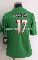 authentic kids ryan - Factory Outlet Kids Ryan Tannehill Jersey Green New Youth Authentic Stitched Football Jerseys Cheap Boys Jersey