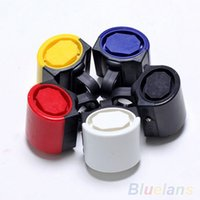 Wholesale Rotating Electronic Loud Bike Horn Cycling Handlebar Alarm Ring Bicycle Bell TU4
