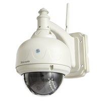 surveillance camera - Sricam AP006C CCTV Waterproof p2p alarm camera x Zoom IR Cut HD Surveillance Wireless outdoor IP Camera