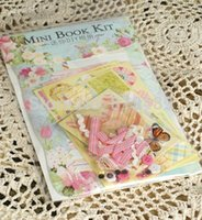 baby scrapbook kits - Stock clear scrapbooking Kit Craft Handmade DIY Mini Photo Album for Wedding Baby Famlily Scrapbook Kit Your Own Design
