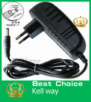 Wholesale AC V to DC V A x mm EU US UK AU Plug AC DC Power adapter charger Power Supply Adapter
