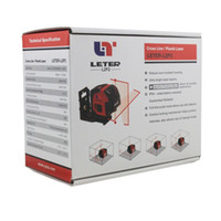line laser - Leter L2P2 Self Leveling Horizontal Vertical Cross Line Plumb laser Laser Level