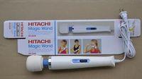 Wholesale 2014 Hitachi Magic Wand Massager AV Vibrator Massager Personal Full Body Massager HV R V Electric Massager Product