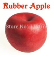 apple magic trick - rubber apple vanishing appear apple magic Trick apple magic magic accessories props