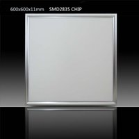 Wholesale 36W led panel light ceiling light led light panels years warranty SMD2835 chip square x600x11mm lm DHL