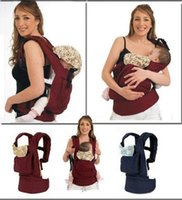 baby backpack sling - Popular Wrap Cotton multifunction Baby Carrier Infant Comfort Backpack Sling baby carrier with insert and polyester u0026