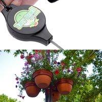 Wholesale 2pcs Pack Plant Pulley Easy Reach Garden Flowerpot Hanger Hooks H13648
