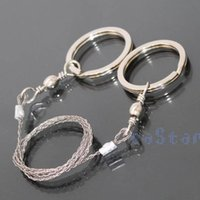 Wholesale Mini Steel Wire Saw Camping Hunting Hiking Tool