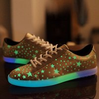 Cheap LED Luminous Sneakers Women   Men Cuasual Zapatillas Glowing Sneakers Led Light Shoes Sports Sneakers Cheap