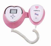 Wholesale AngelSounds JPD S4 Fetal Doppler Monitor Baby Fetal Heart Rate Detector