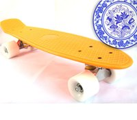 Cheap Free Shipping 22 inch Penny Style Skateboard Penny Board Penny Nickel