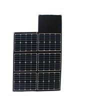 golf cart - 180W DC USB sunpower folding solar panel for boat e bike golf cart V battery
