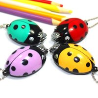 Wholesale Creation Ladybug Stainless Steel Nail Clipper Cutter Trimmer Manicure Models Selected Home Product Cartoon Birthday Gifts ZJ N02
