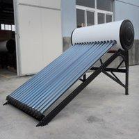 calentador de agua caliente solar compacto de alta presión, tubo tubo de calentadores domésticos de colectores solares térmicos 15 productos de sistemas solares