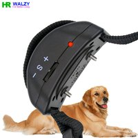 Wholesale SG Automatic Dog Anti Bark Stop Barking Collar Dog Trainer PD