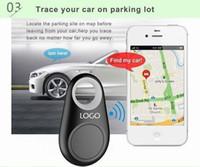 Nuevo Mini Bluetooth Seguimiento de dispositivos de la carpeta de mascotas de alarma para niños Smart remoto de seguridad Bluetooth 4.0 Anti-Lost dispositivo de alarma