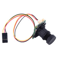 Wholesale DIY Brand New New TVL mm Lens CCD FPV Camera For QAV250 RC Quadcopter Christmas Gift LTV