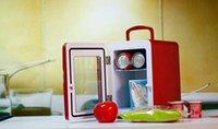 Wholesale v cooler box mini fridge CW4 L car refrigerator portable fridge
