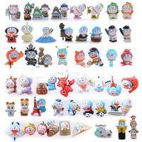 resin figure - New Doraemon CM Mini Resin Collectible Action Figures Decor Toys Set