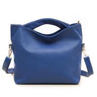 célèbres dames de marque sacs à main et les femmes des femmes en cuir de luxe sacs de messager longue sangle solide orange bleu accrocher l'épaule cru