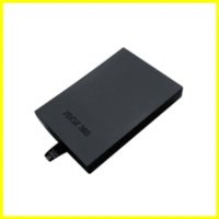 Wholesale 5 hard drive for microsoft x box slim hd case hard disk hdd case to x