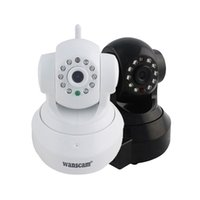 Wholesale Wanscam HW0024 Security IP Dome Camera Mega px P HD TF Card IR Cut Special Monitoring Network Cameras order lt no track