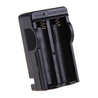 Wholesale New Practical Portable AC Battery Charger for Digital Camera Camcorder